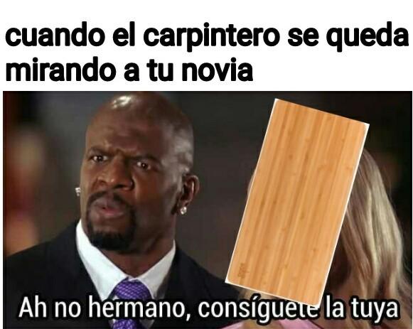 Mi tabla - meme