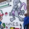 Ese mural!!!