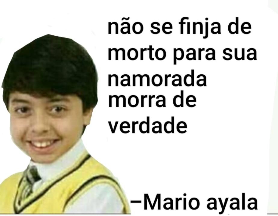 -Mario ayala - meme
