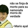 -Mario ayala