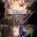El Thanos