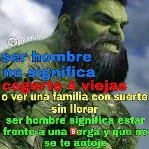 Berga - meme