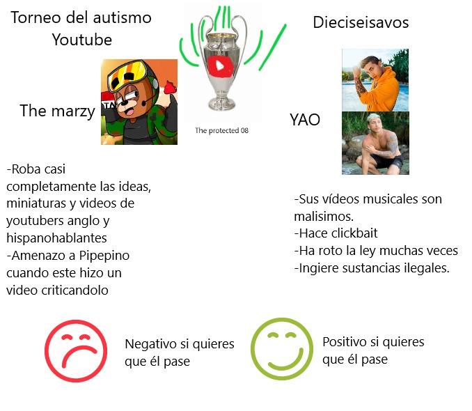 Verde, no digo más - meme