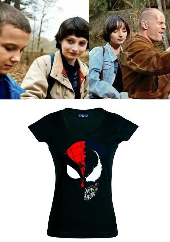 intercambio tarantino-spiderman - meme