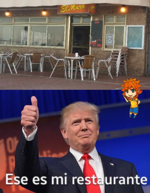 Puto Donald xdxd - meme