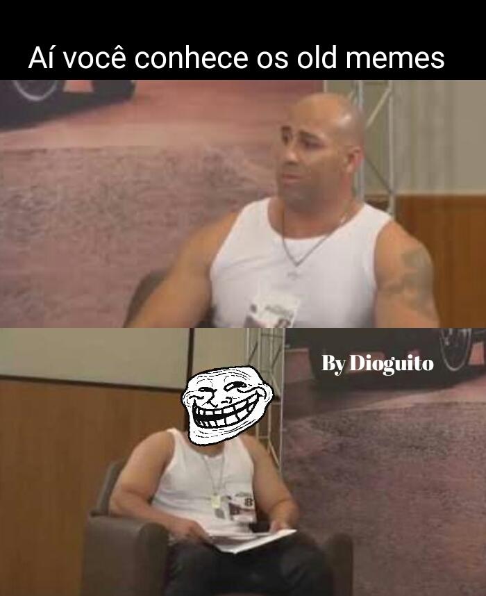 Kk eae moderação - meme