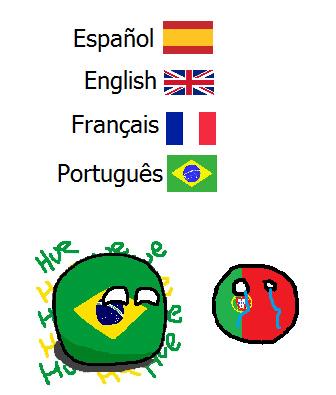 Saudaçoes da Espanha - meme
