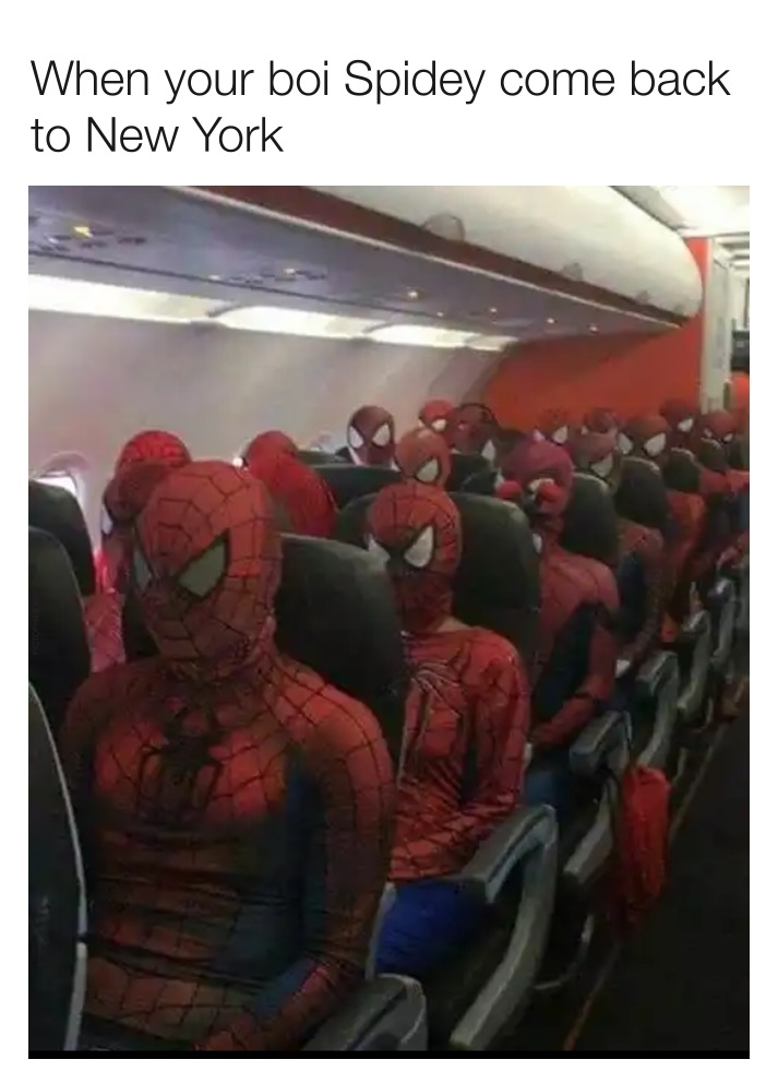 5aa86fcbd3bc4 new spider man movie in 2019 can't wait meme by mercremix ) memedroid