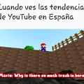 Las pinches tendencias de YouTube
