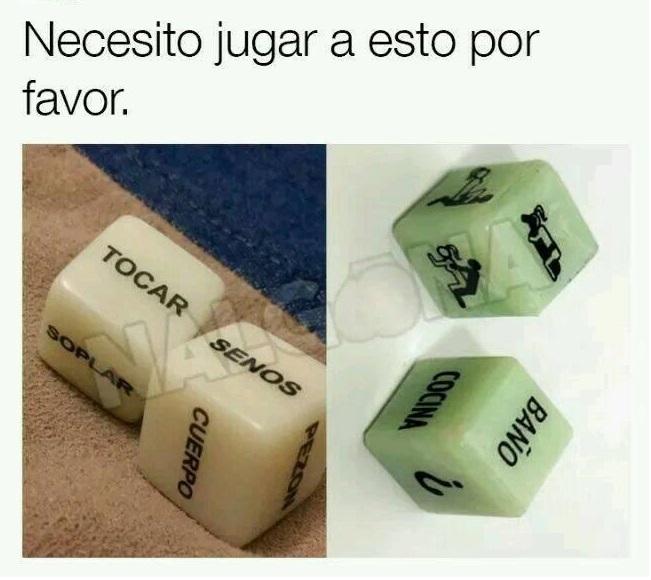 Necesito un juego así - meme
