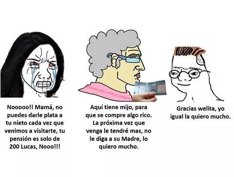 Garcias welita - meme