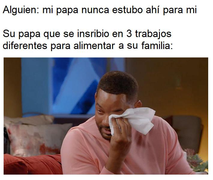 :'( pobre - meme