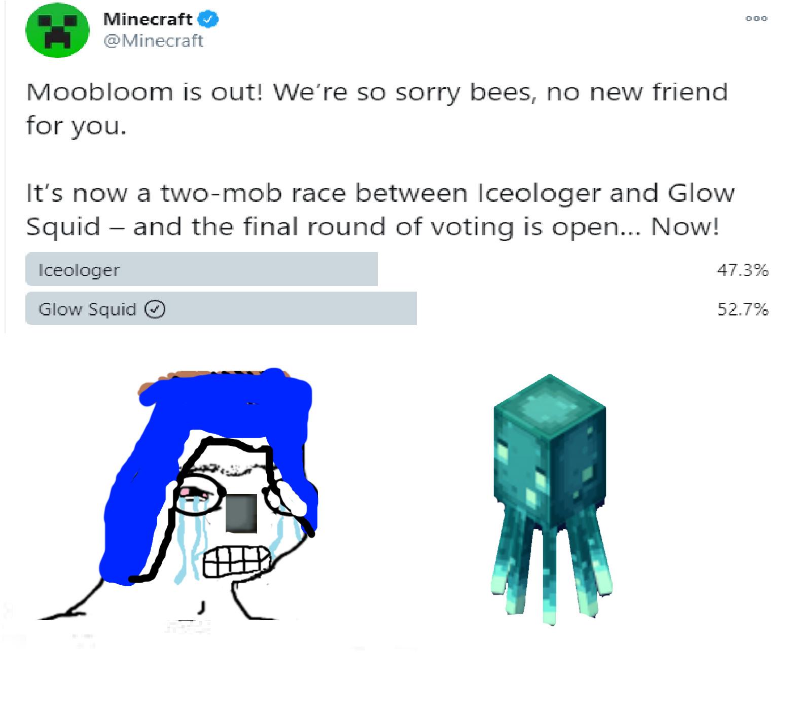 gano glow squid xd - meme