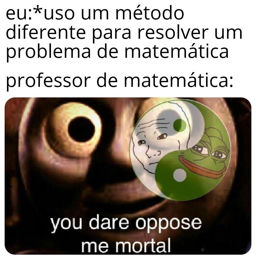 Mortal? - meme