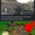 Oh por dios, entienden? España = Minecraft jajaja chistoso