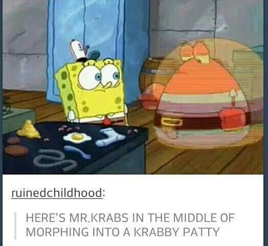 Oh yeah Mr krabs - meme