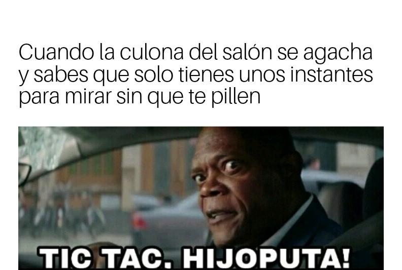 Toca disimular - meme