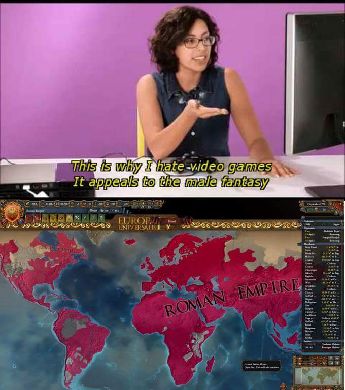 Rome was best Empire. 1000 years. - meme