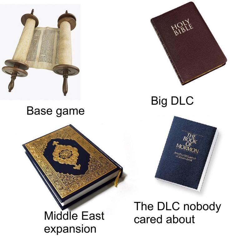Bible - meme