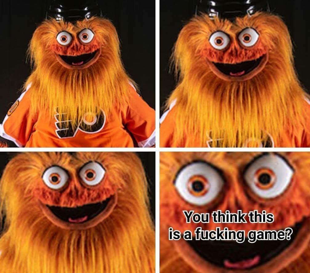 Worst mascot ever - meme