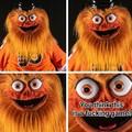 Worst mascot ever