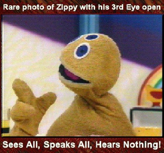 Zippy 3rd Eye - meme