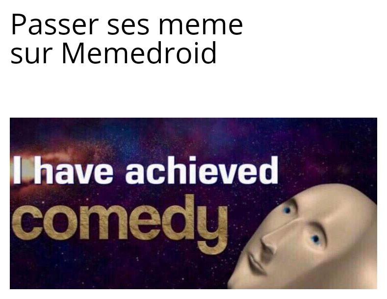 C'est plus drôle de mettre des titres - meme