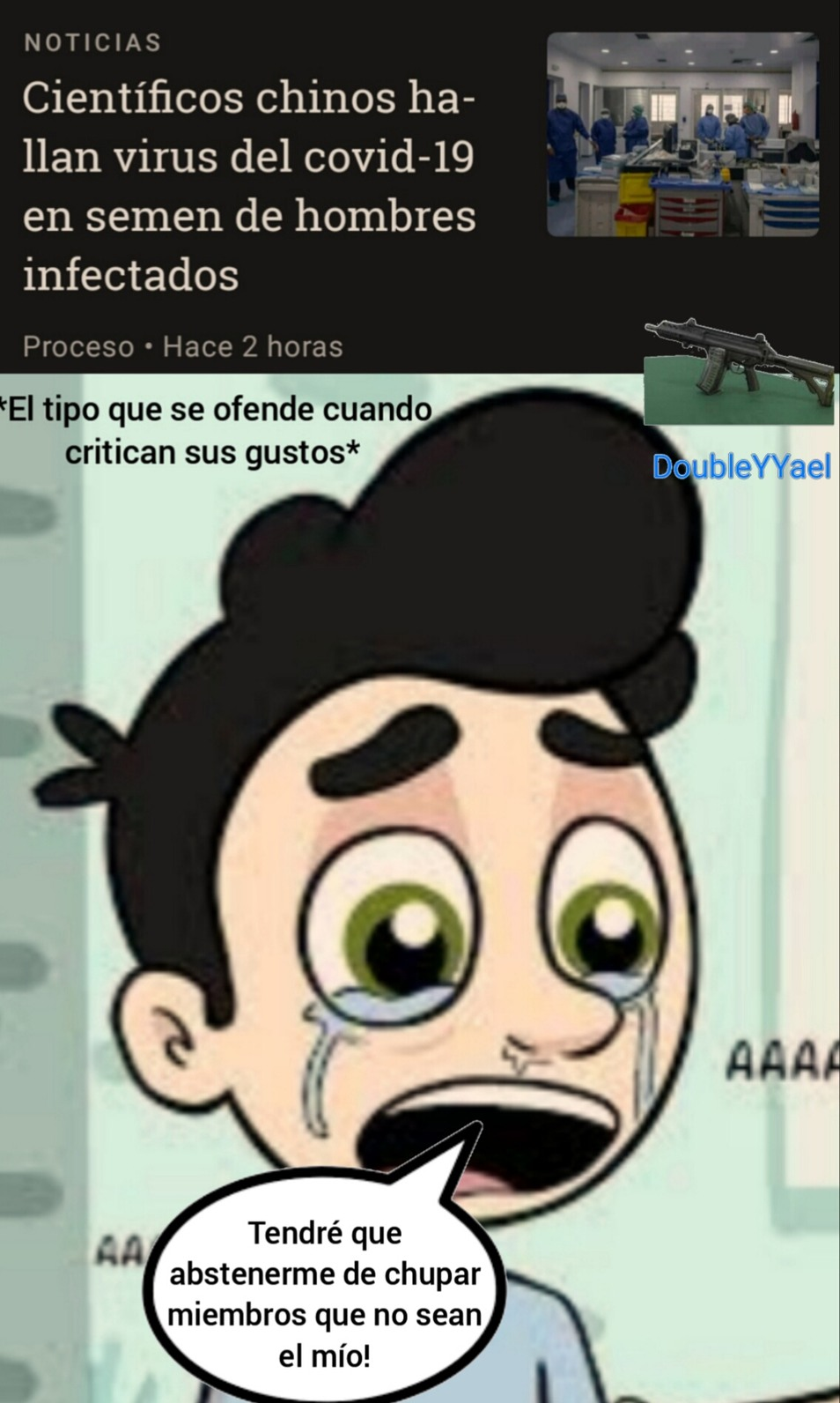 rEzpeTa lOz gUztTos - meme