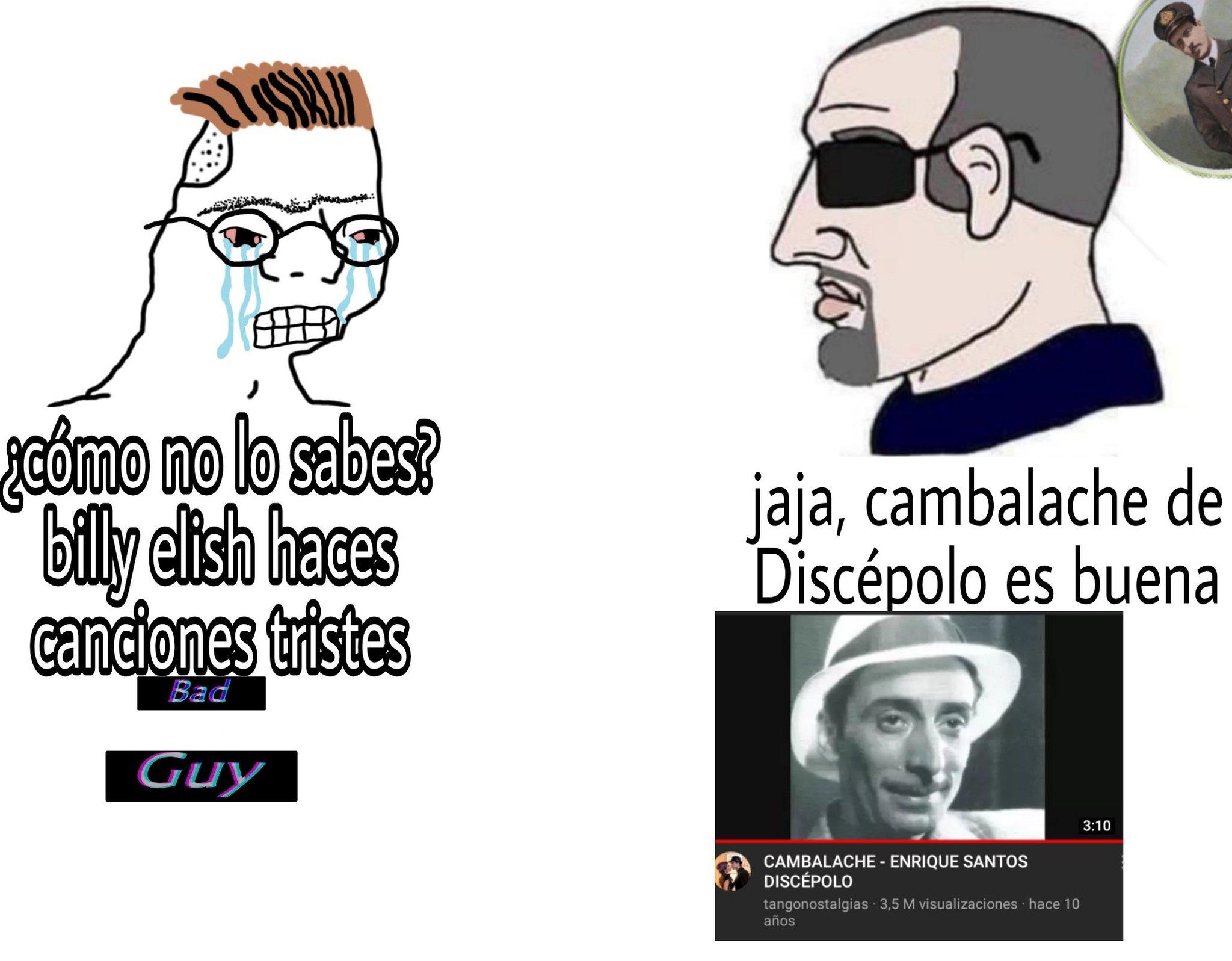 Zoomer vs boomer .pd : si se quiere doy explicaciones en los comentarios - meme