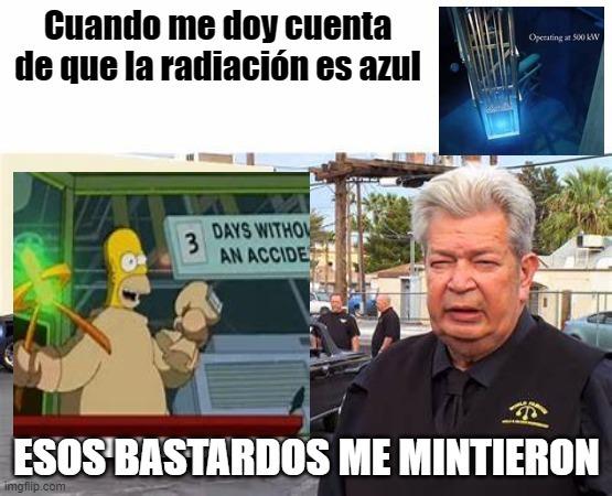 Putos Simpson :( - meme