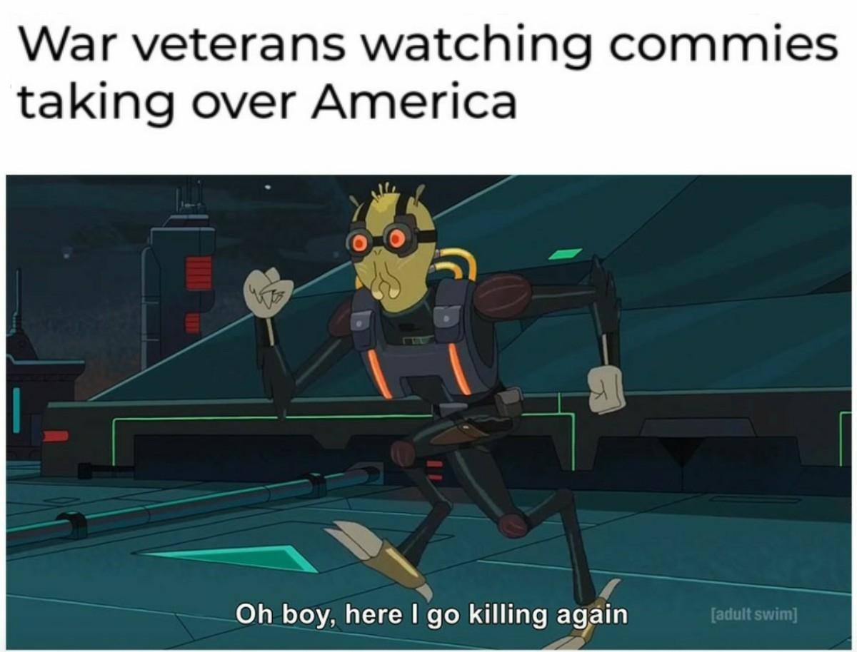 War - meme