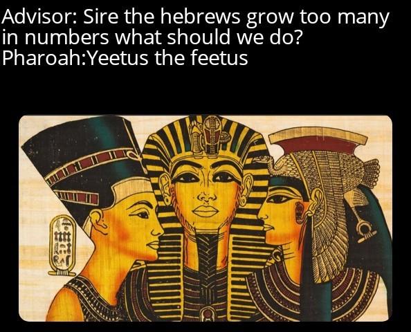Hipsters of the yeetus fetus - meme