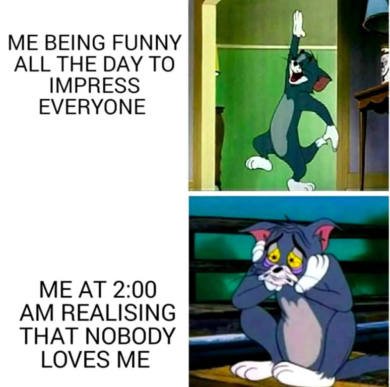 I'm spamming memes 24 7