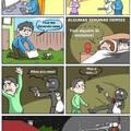 nunca mate uma arranha...