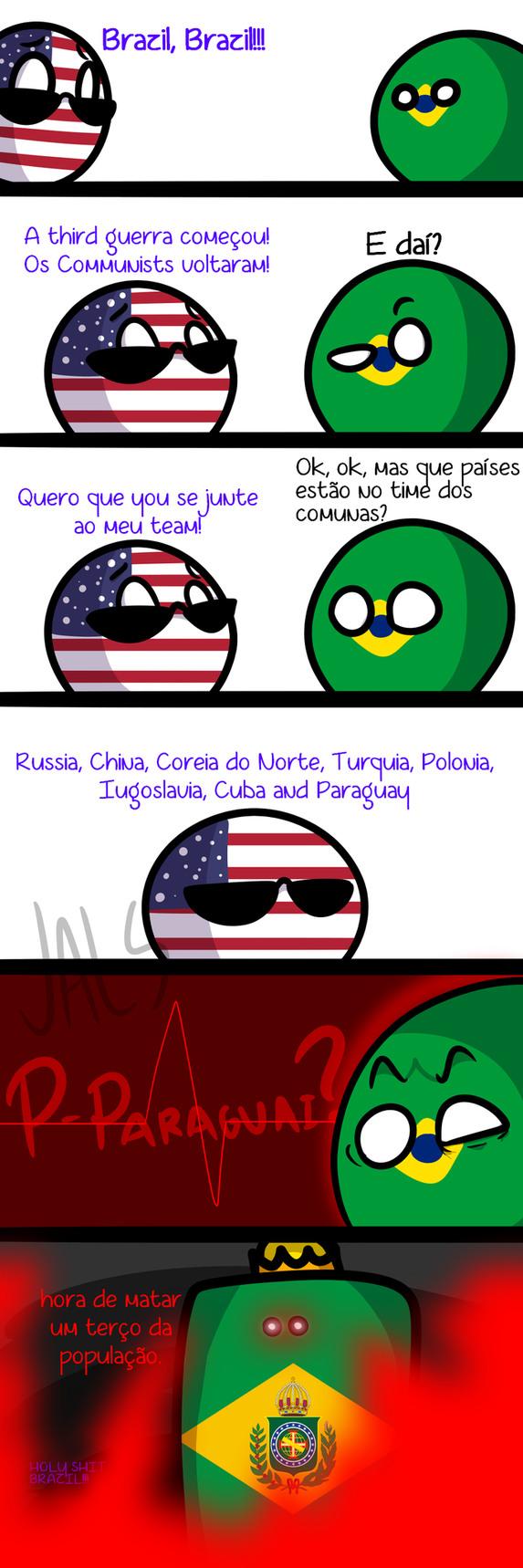 HOLY SHIT BRAZIL!!! - meme