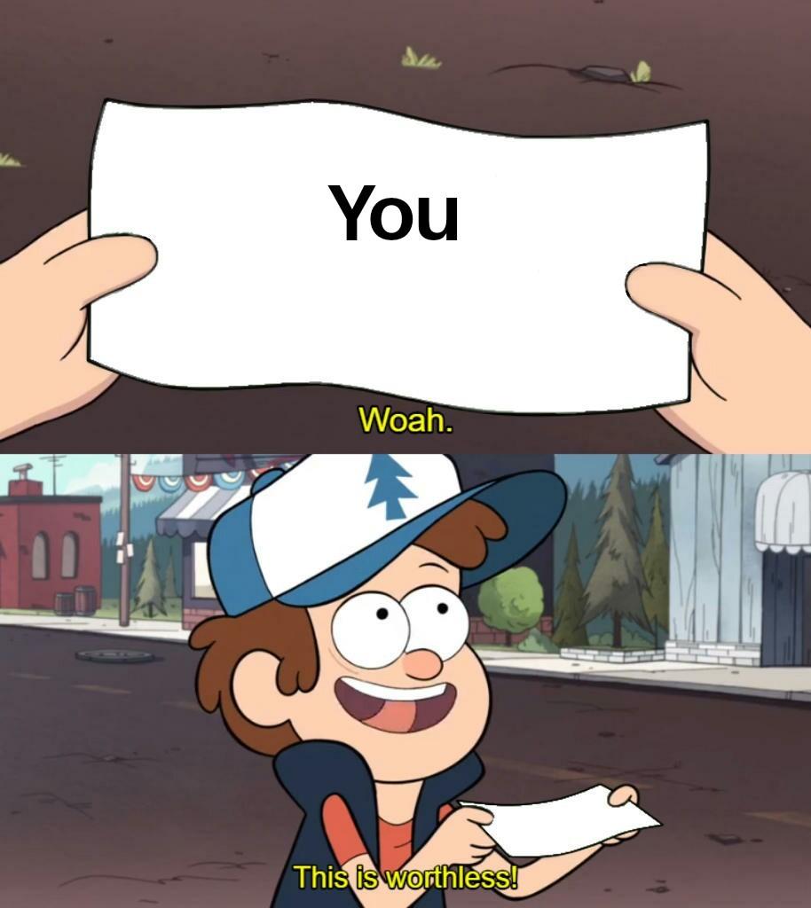 You - meme