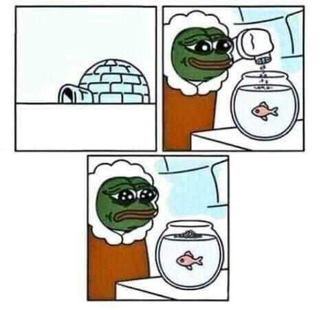 kinda sad - meme
