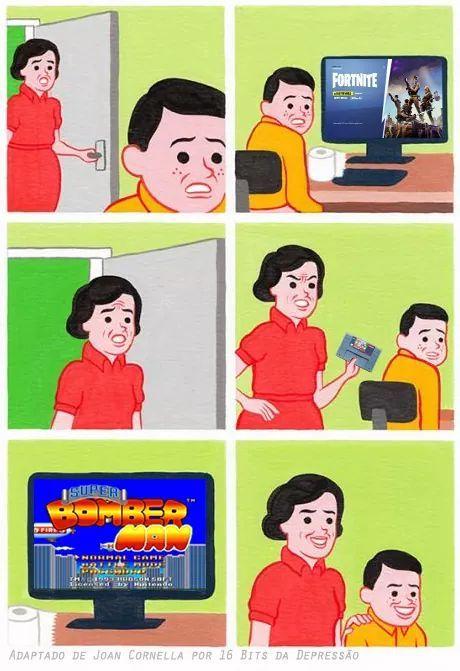 Pomberman - meme