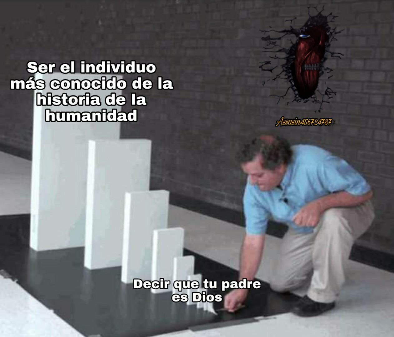 Yisuchrizto... - meme