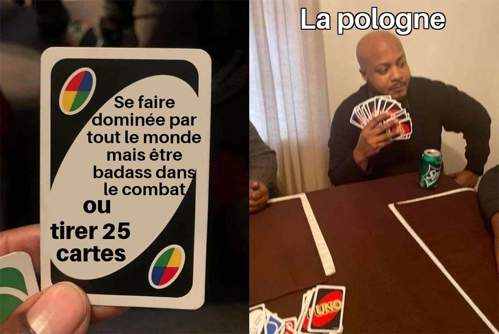 PUIS LES HUSSARS AILÉS ARRIVENT - meme
