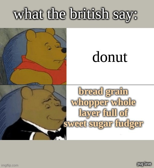 What they say about donuts - meme