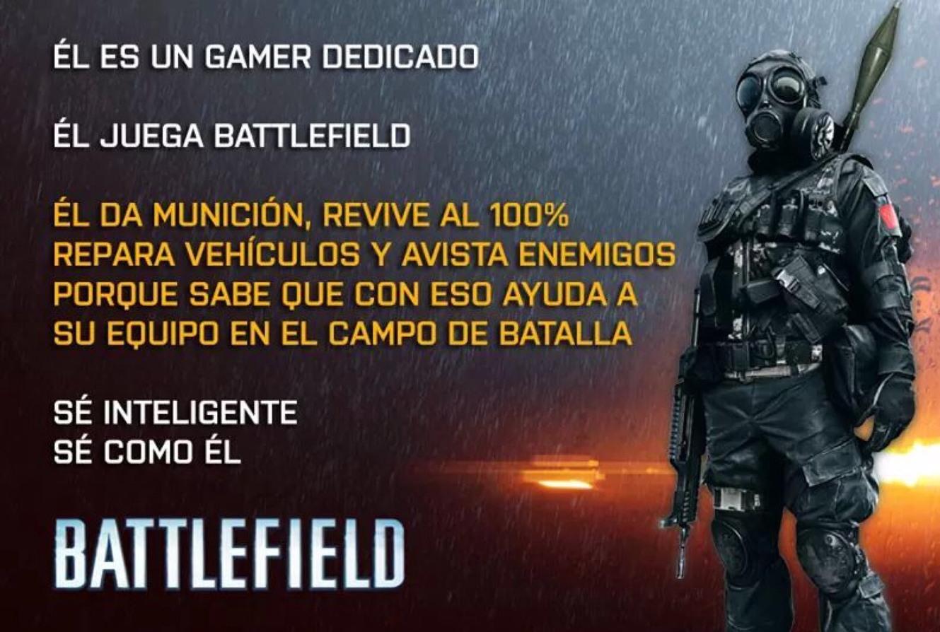 váyase preparando para battlefield 1 ;) - meme