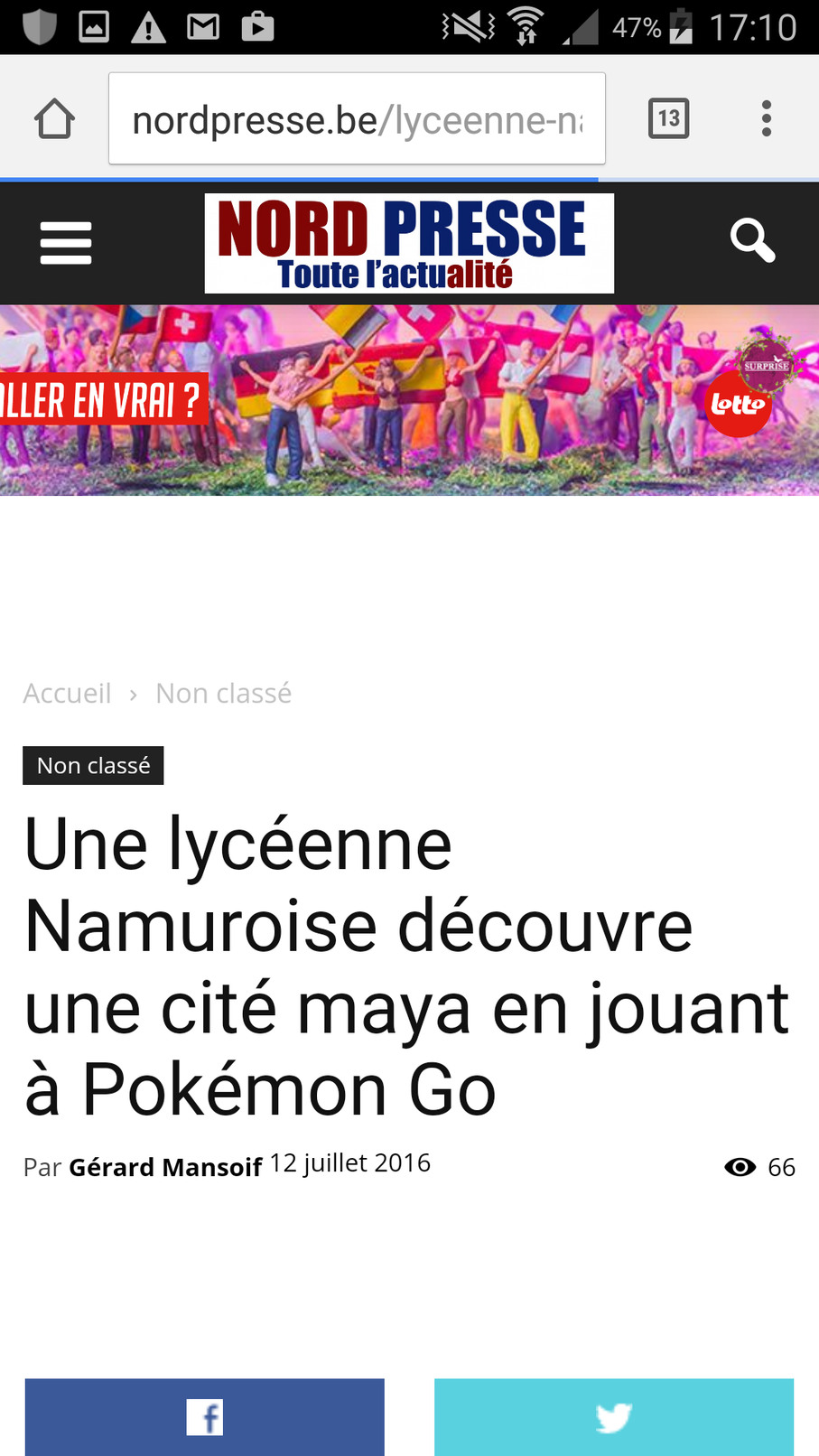 Decouvre un temple maya en jouant a pokemon go - meme