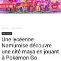 Decouvre un temple maya en jouant a pokemon go