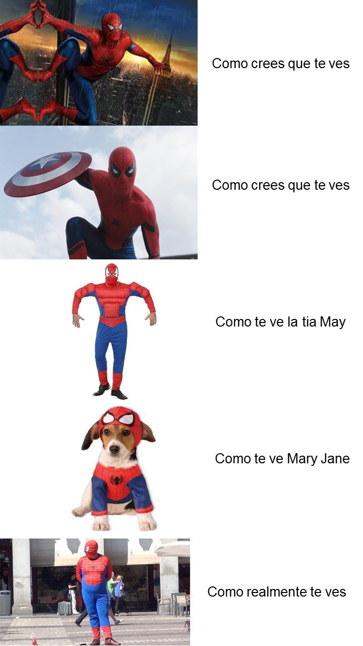 spidermaaaan - meme