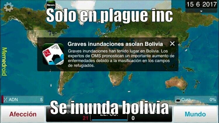 Tipico bolivia - meme