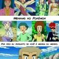 Pokemon foi produzido pela globo