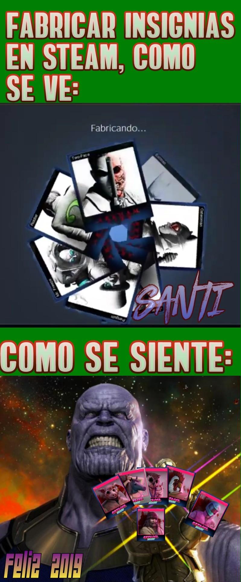 FELIZ 2019 - meme