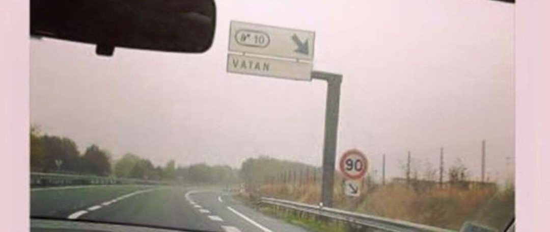 Refoulé par l'autoroute :'( - meme