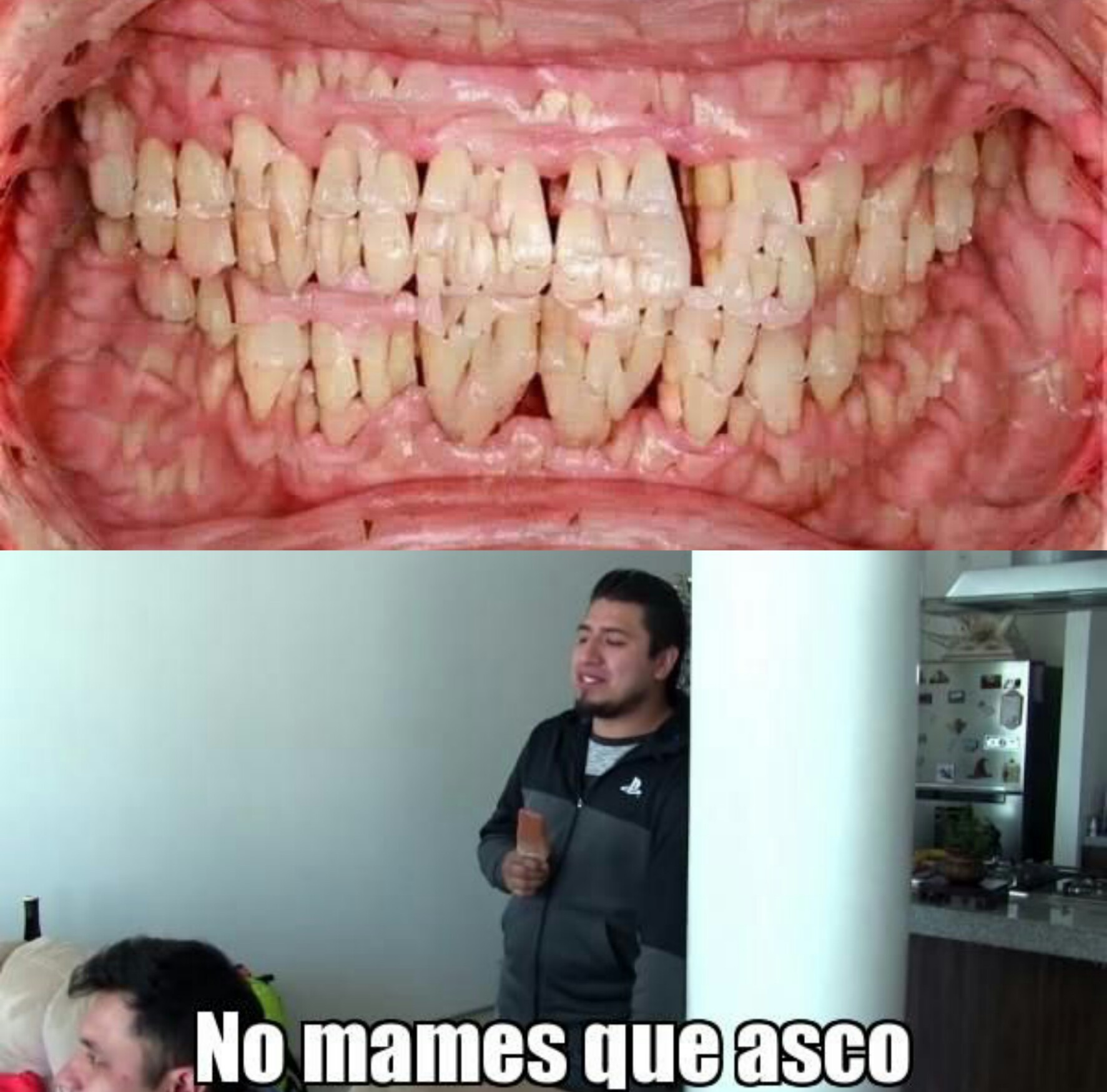 *vomita* - meme